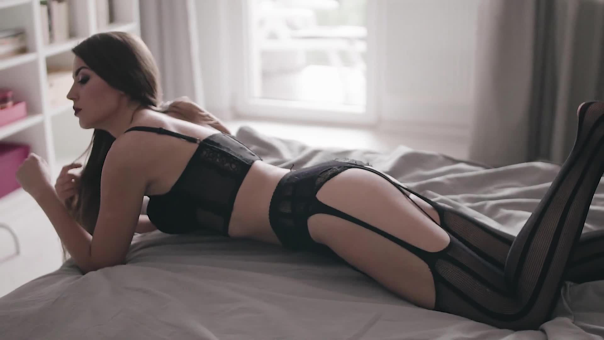 LINGERIE DREAM | ANNA ZAPALA